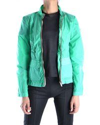 Etiqueta Negra - Women's Green Polyamide Outerwear Jacket - Lyst