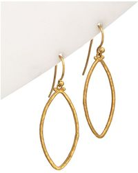 Gurhan - Hoopla 24k Earrings - Lyst