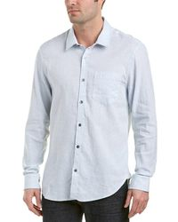 Lanai Collection - Classic Linen-blend Woven Shirt - Lyst
