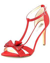 INC International Concepts - Womens Reesie 2 Open Toe Ankle Strap Classic Pumps - Lyst