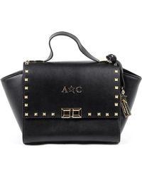 Andrew Charles by Andy Hilfiger - Andrew Charles Womens Handbag Black Jaime - Lyst