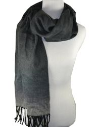 Pür Cashmere   Ombre Classic Woven Scarf   Lyst