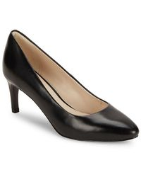 Cole Haan - Helen Grand Leather Pumps - Lyst