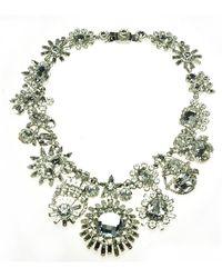 Otazu - Make It A Special Occasion' Swarovski Crystal Necklace - Lyst