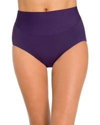 Miraclesuit - Solid17 Martini High-waist Pant - Lyst