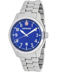 Wenger - Men's Terragraph (01.0541.118) Watch - Lyst