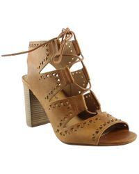 Lucky Brand - Womens Lk-tafia-211 Brown Sandals - Lyst