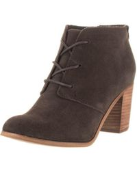 TOMS - Women's Lunata Lace-up Boot - Lyst