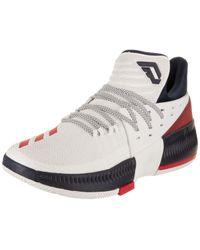 7210fe8b6760 Lyst - Adidas Originals Men s Freak X Carbon Mid Baseball Shoe in ...