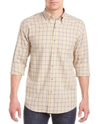 Cutter & Buck - Idaho Woven Shirt - Lyst