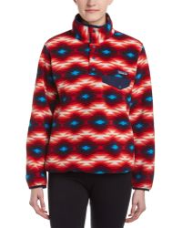 Patagonia - Lightweight Synch Snap-t Pullover - Lyst