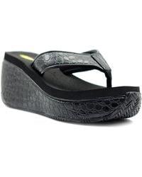 Volatile - Women's Dilla Sandals - Lyst