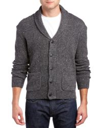 Splendid Mills - Wool-blend Cardigan - Lyst