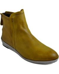 Gee Wawa - Aisa Calf Leather Bootie - Lyst