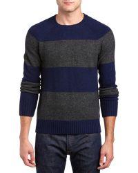 Splendid Mills - Rugby Wool & Alpaca-blend Jumper - Lyst