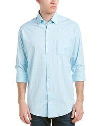 Peter Millar - Mcconnell Performance Woven Shirt - Lyst