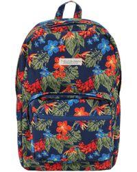 T-Shirt & Jeans - Floral Print Back Pack - Lyst