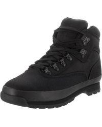 Timberland - Men's Euro Hiker Fabric Boot - Lyst