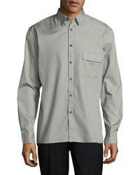 Zanerobe - Boxy Fit Solid Sportshirt - Lyst