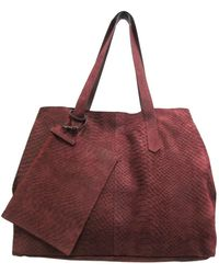 Chinese Laundry - Ally Leather Tote - Lyst