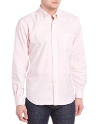 Duck Head - Lee Oxford Woven Shirt - Lyst