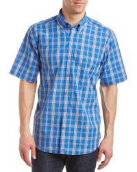 Cutter & Buck - Ranier Woven Shirt - Lyst