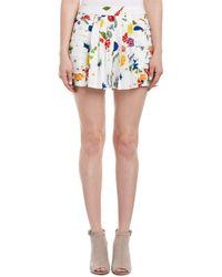 Sachin & Babi - Summer Floral Pleated Short - Lyst