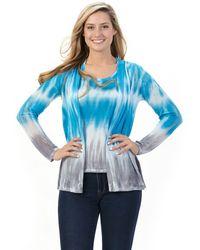 Patchington - Color Burst Sweater Set - Lyst