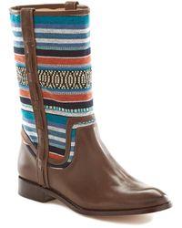 Ella Moss - 'renee' Leather Boot - Lyst