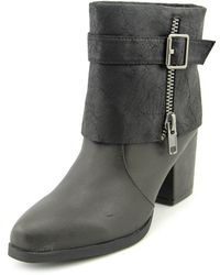 Michael Antonio - Modest Women Square Toe Synthetic Ankle Boot - Lyst
