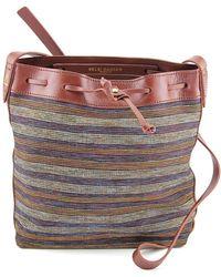 Kelsi Dagger Brooklyn - Wyth Small Bucket Women Canvas Shoulder Bag Nwt - Lyst