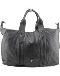 Versace - V920013 Women Leather Duffel Bag - Lyst