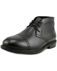 Dunham - Gavinâ¿dun 4e Round Toe Leather Chukka Boot - Lyst