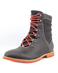 Ahnu - Chenery Round Toe Leather Winter Boot - Lyst