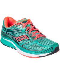 Saucony - Women's Guide 9 Running Shoe - Lyst