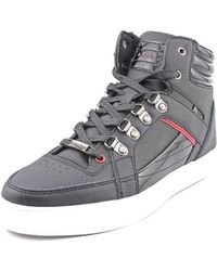 Sean John - Corsica Men Round Toe Synthetic Sneakers - Lyst