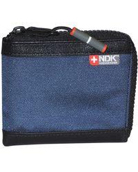 Nidecker - Capital Collection Zip-around Wallet - Lyst
