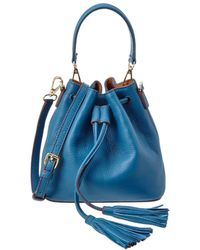 Tusk - Billie Small Leather Bucket Bag - Lyst