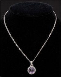 Scott Kay - Cypress Silver Amethyst Necklace - Lyst