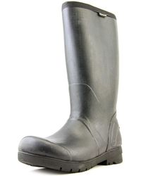 Bogs - Food Pro Tall Round Toe Synthetic Rain Boot - Lyst