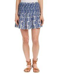 Love Sam - Printed Skirt - Lyst