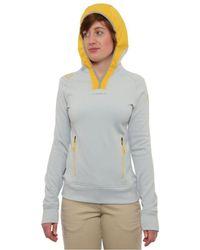La Sportiva - Jupiter Long Sleeve Pullover Hoodie Women Regular Jumper - Lyst