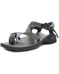 Chaco - Updraft Ecotread 2 Open-toe Canvas Sport Sandal - Lyst