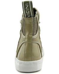 Vicini - Expo Round Toe Canvas Sneakers - Lyst