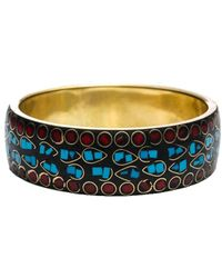 Rosena Sammi - Jewelry Beaded Festival Bangle - Lyst