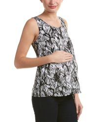 Everly Grey - Maternity Brisa Tank - Lyst
