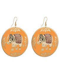 Rosena Sammi - Jewelry Hathi Ha Earrings - Lyst