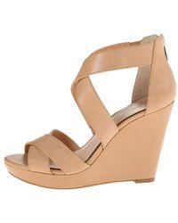 Jessica Simpson - Womens Jamilee Open Toe Casual Platform Sandals - Lyst