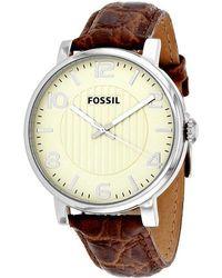 Fossil - Men's Watch - Lyst