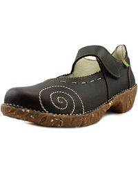 El Naturalista - N095 Round Toe Leather Mary Janes - Lyst